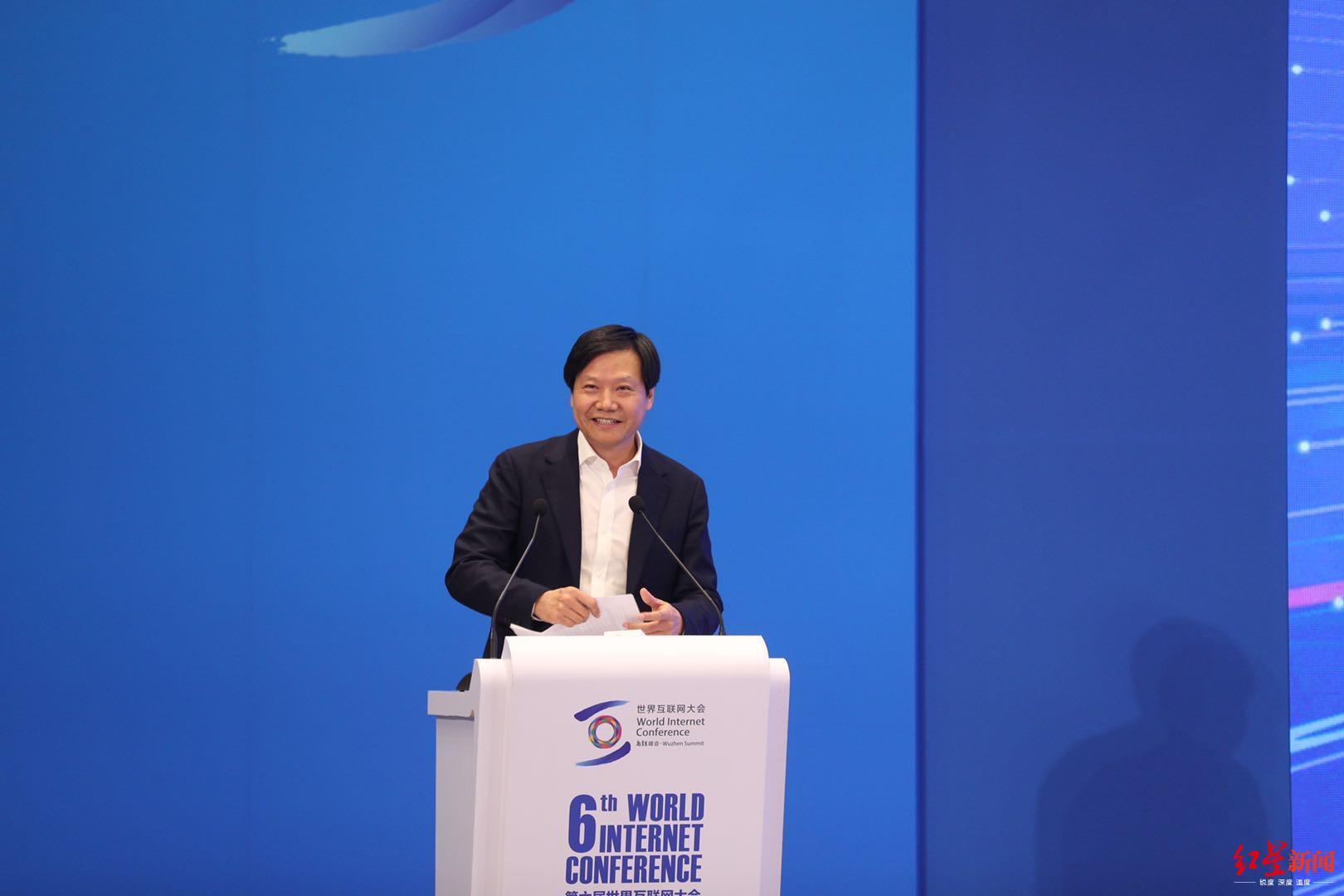 雷军谈5G:我非常乐观,明年计划推10款5G手机