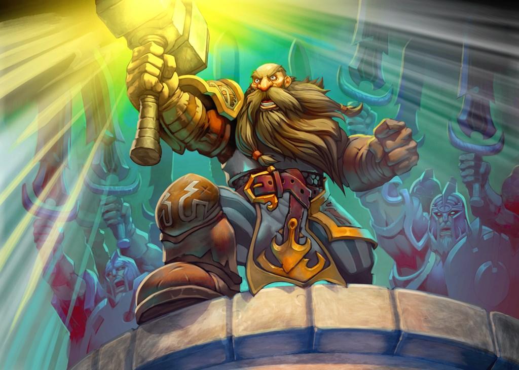 炉石传说:当前版本最强的宇宙卡组之一!神秘挑战者强势回归!