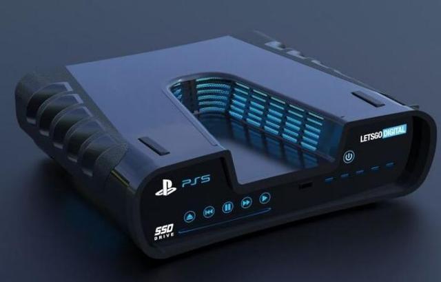 PS5长什么样子?开发机只是烟雾弹,正式版尚未敲定