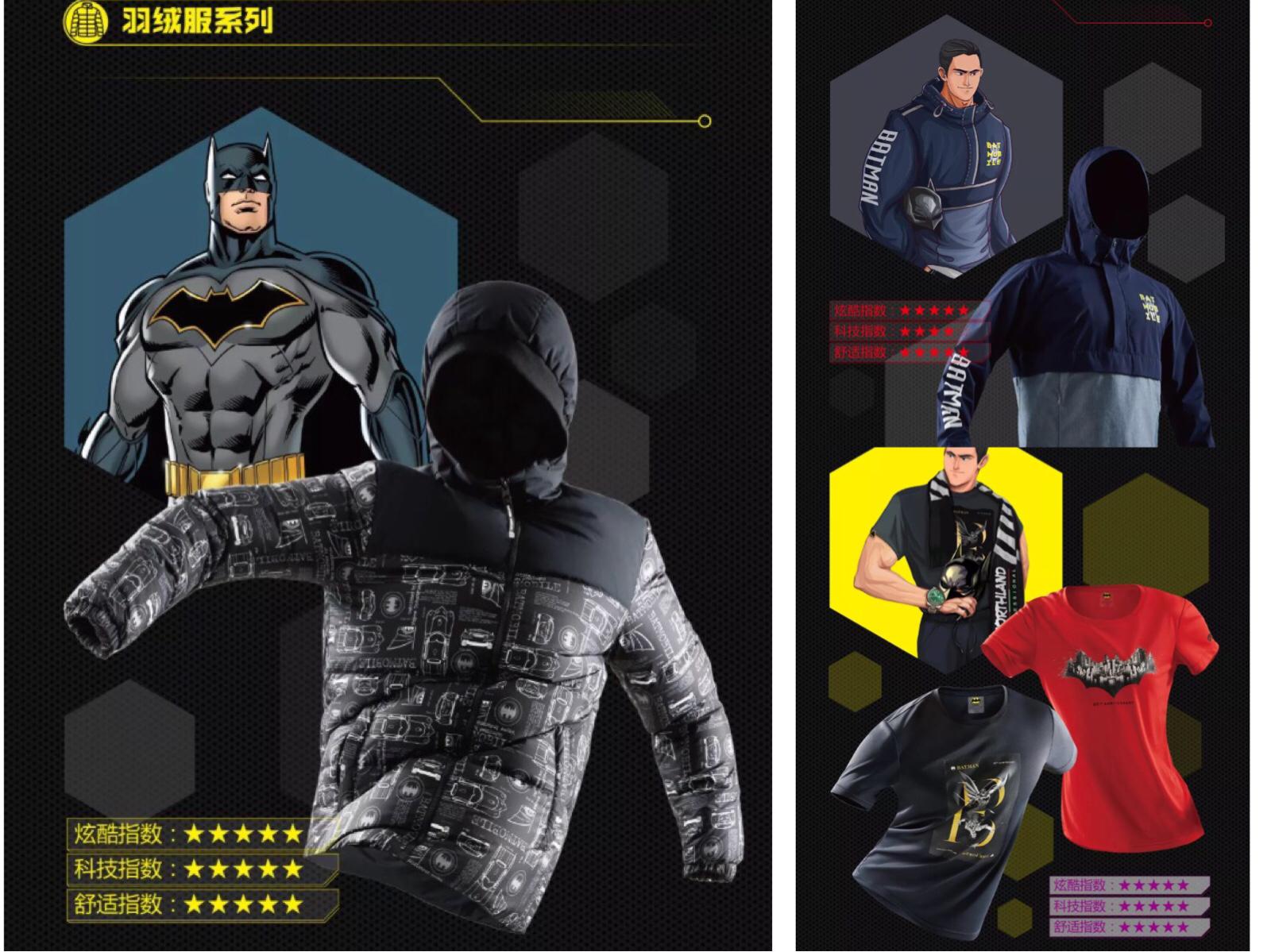 好物│蝙蝠侠联名款扎堆亮相,看看你中意哪个
