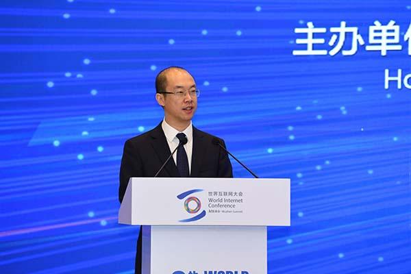 人民网董事长、总裁叶蓁蓁主持中外部长高峰论坛