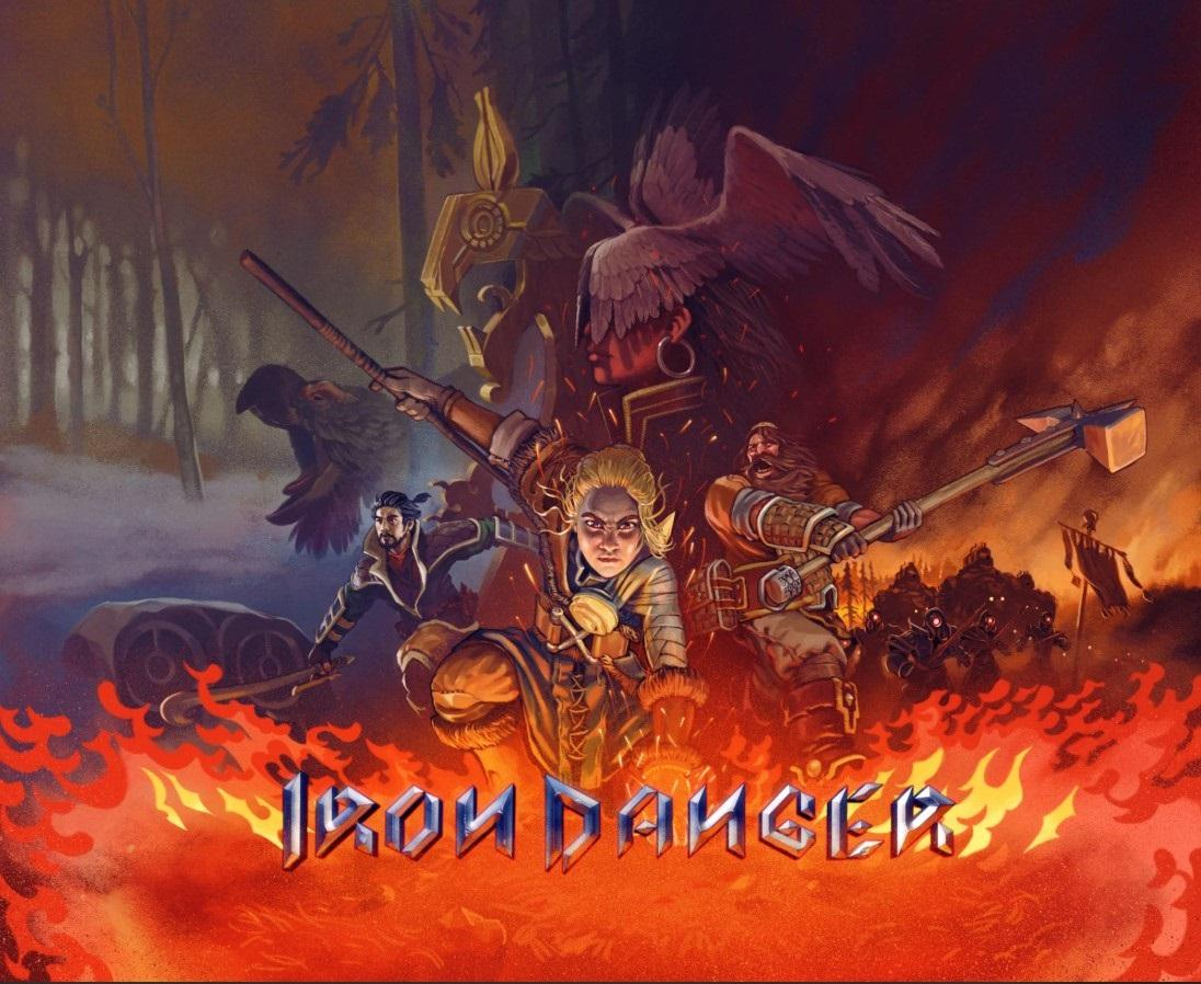战术RPG新作《IronDanger》上架Steam支持繁中