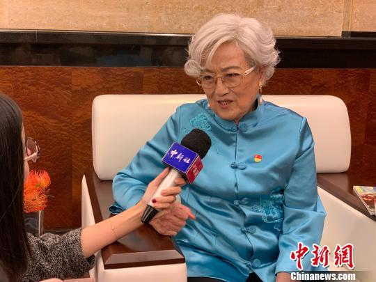 """94岁""""林妹妹""""王文娟:越苑春秋梦圆""""红楼"""""""