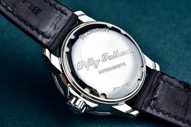 宝珀五十噚系列5015腕表