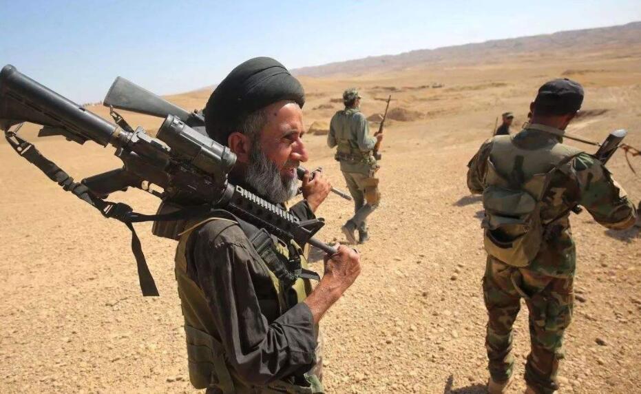 库尔德地区释放囚犯,大批危险分子再见天梯,俄:向西方复仇_武装