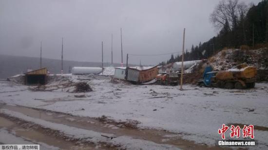 俄罗斯大坝垮塌事故致15人死另有18人住院治疗
