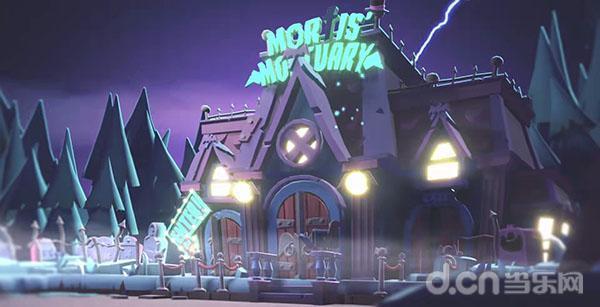 《荒野乱斗》万圣节更新来了新英雄艾魅竟是僵尸