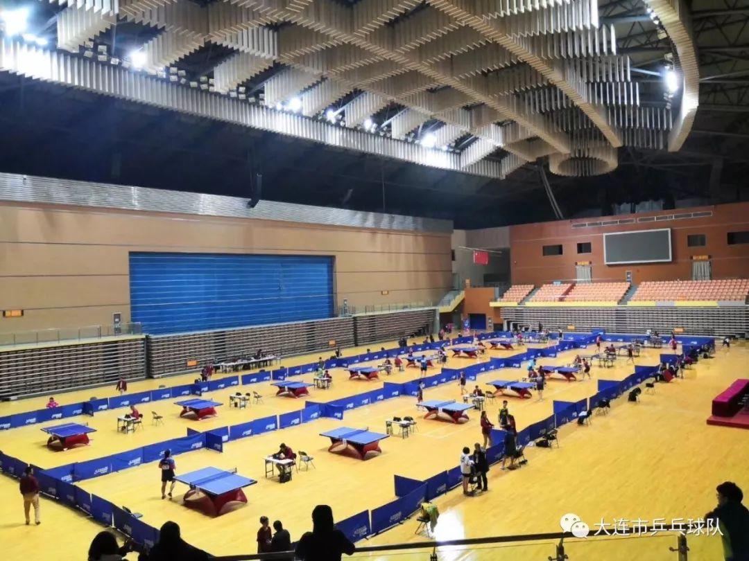 4金5银5铜|2019年辽宁省乒乓球冠军赛,大连队喜获佳绩!