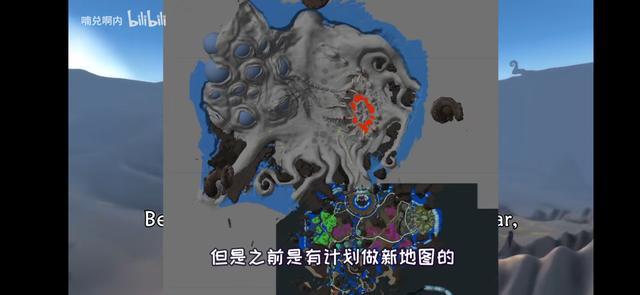 《魔兽世界》被砍掉的8.3地图计划——血肉群山恩佐斯