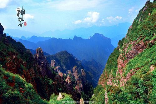 精彩:宜昌三峡-湖北神农架全景双动二日游