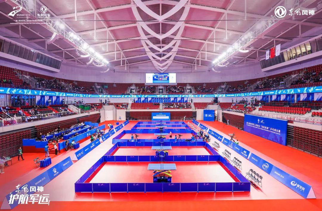 军运会乒乓赛中国队首战告捷,看网友如何秒变段子手