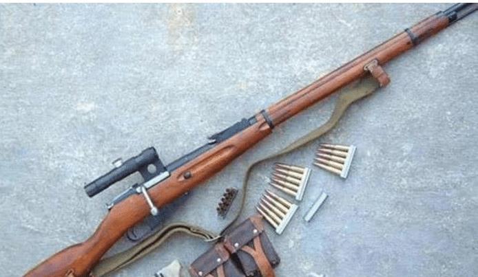 若你是一名狙击手,以下武器4选1,网友:不用想,肯定图4啊!