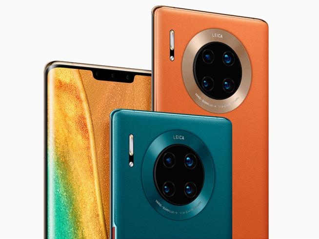 双模5G旗舰4999元起华为Mate30系列5G将于23日预售