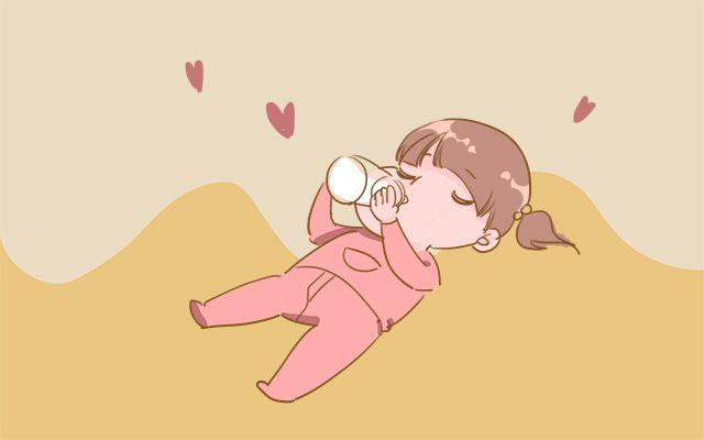 奶粉含有这一物质,能够减少宝宝便秘情况,多数父母现在还不懂