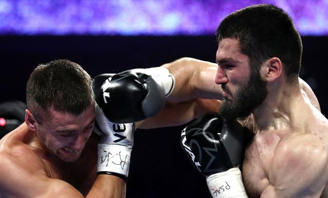 原创职业拳击世纪大战火爆收场,拳迷:俄国泰森应该是世界第一