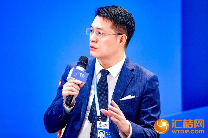 谢旭辉:知识产权是人工智能产业的基础设施,是智能经济时代的核心