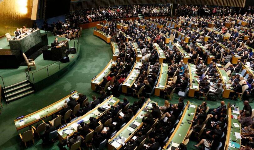 3分之一代表无法入境,联合国总部搬迁呼声大涨,最快下月见分晓_联合国大会
