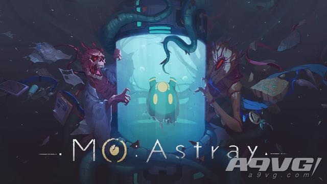 横向动作解谜游戏《MO:Astray细胞迷途》10月25日上架Steam