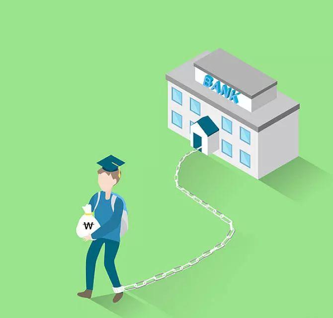 学生债务,正在改变美国中产阶级? 社会科学报
