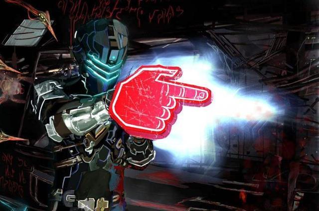 最无脑的七大游戏武器:创世之刃手切泰坦生物它75万刀一炮