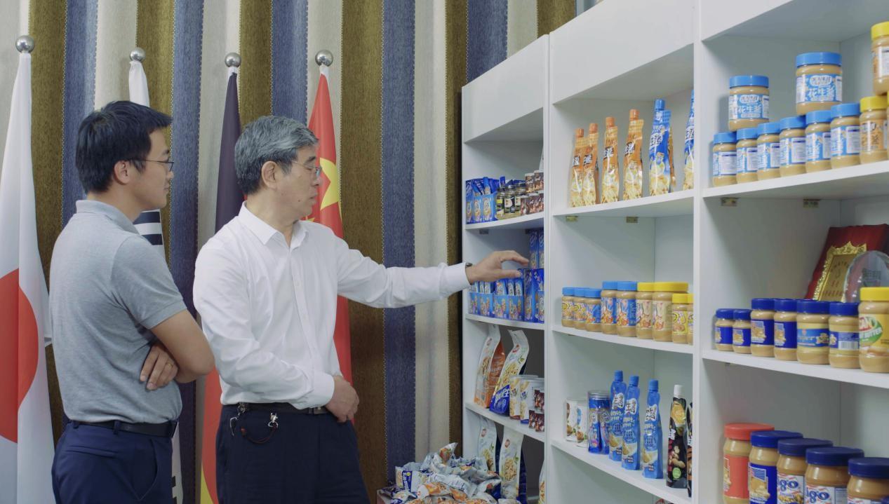 解决黄曲霉隐患,走入国际市场的中国花生酱