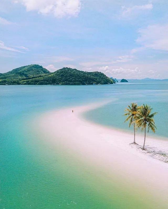 <b>比普吉人少便宜!这座泰国第二大海岛</b>
