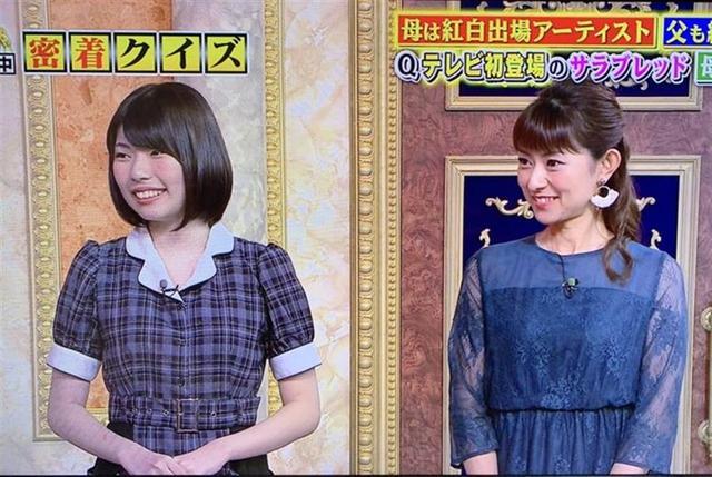 昔日玉女41岁再现身,带19岁长女亮相综艺节目,掀起网友热议