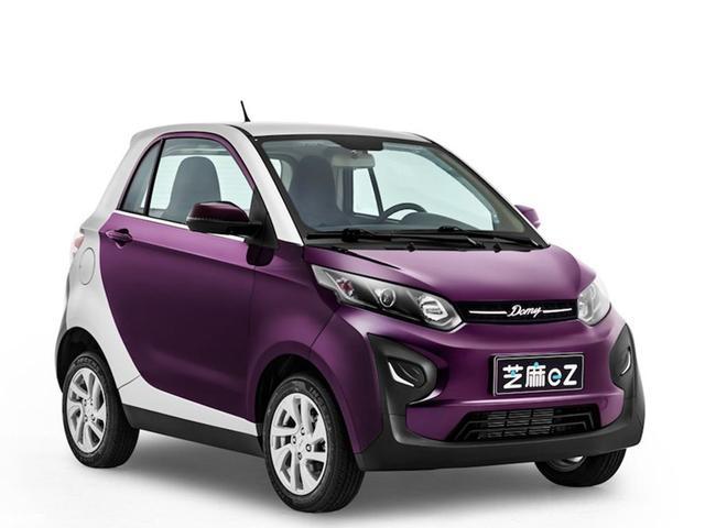 原装紧凑型智能微型车续航里程210公里,价格不到5万