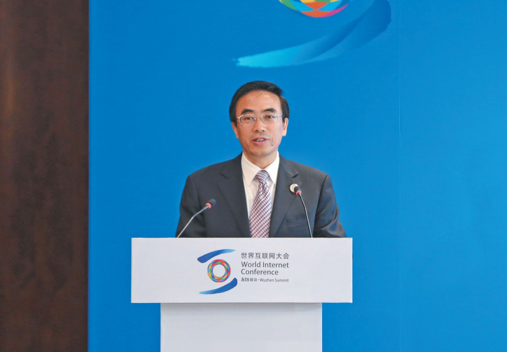 中国残疾人联合会副理事长程凯