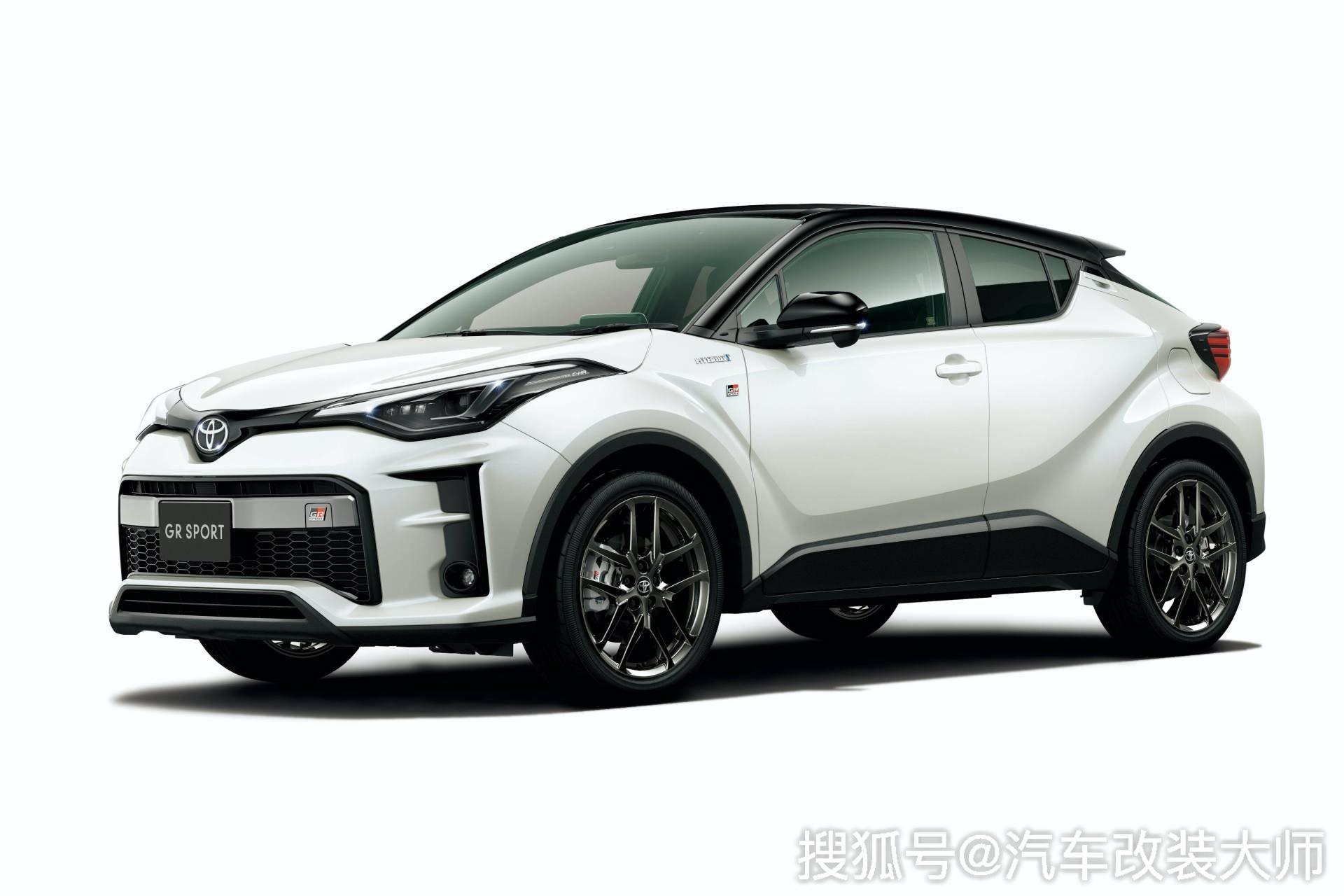 2020年丰田C-HR 清晰GR Sport照