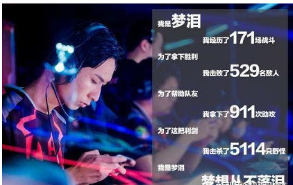 王者荣耀:梦泪入选福布斯榜单,粉丝首次看到他的真名后,直言:打扰了!