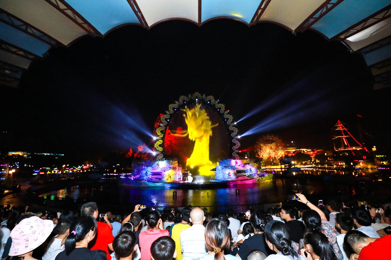 文旅转型新趋势 广州融创乐园25日启动开放式经营