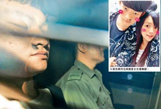 怪了,怎么台当局那么怕陈同佳自己来台湾?_香港