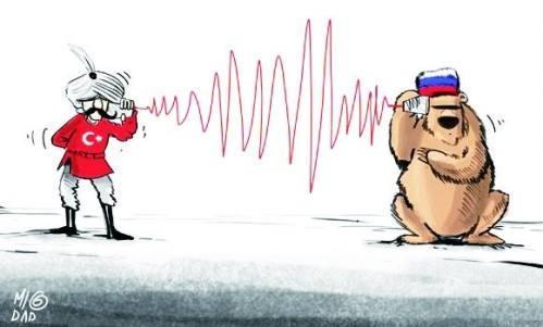 俄罗斯强势支持,土耳其大军如虎添翼,普京不怕养虎为患?_埃尔多安