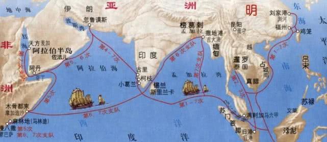 明朝为啥开辟了东北丝绸之路?不仅仅是为了做买卖,还为了统战!_朱棣