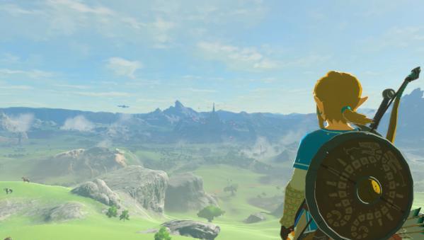 不同的声音外媒称《旷野之息》是史上最被高估游戏