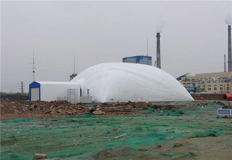 气膜建筑-以高水平展现新时代建筑新面貌