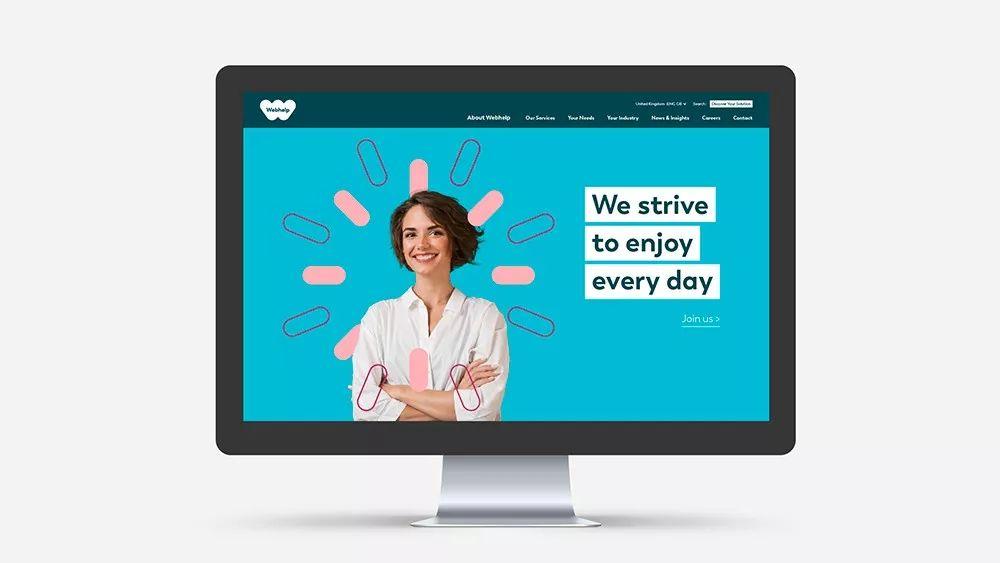 业务流程外包公司品牌视觉设计