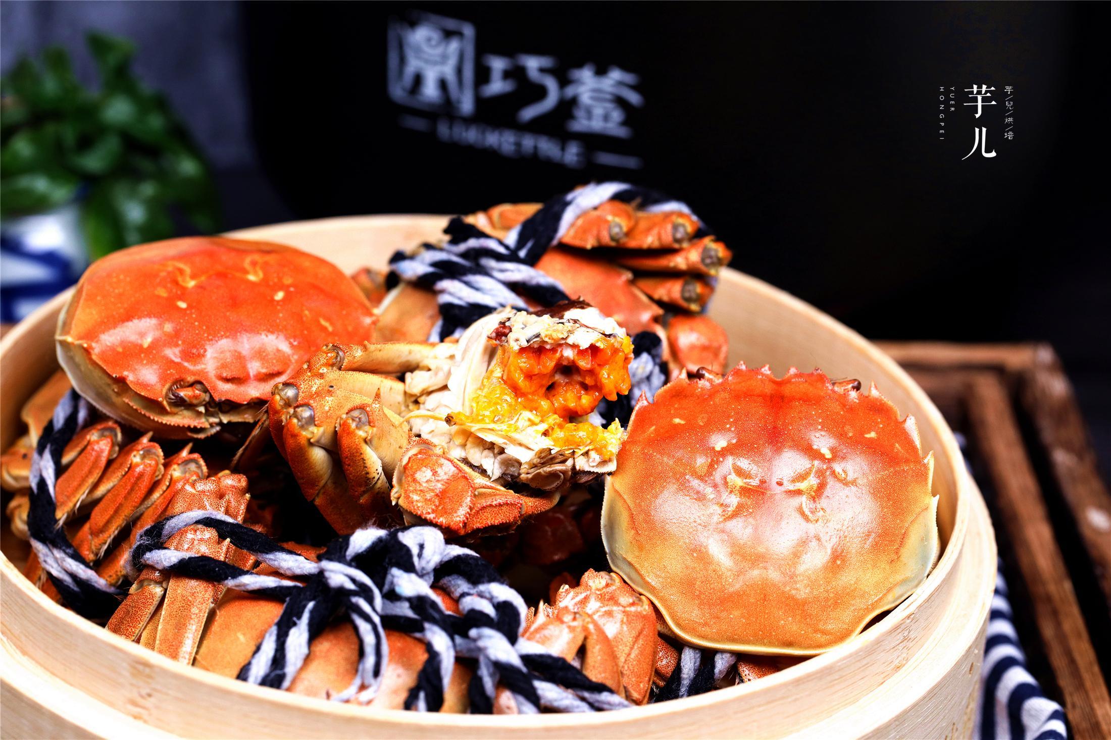 吃大闸蟹,直接上锅蒸就错了!掌握这几点诀窍,蟹