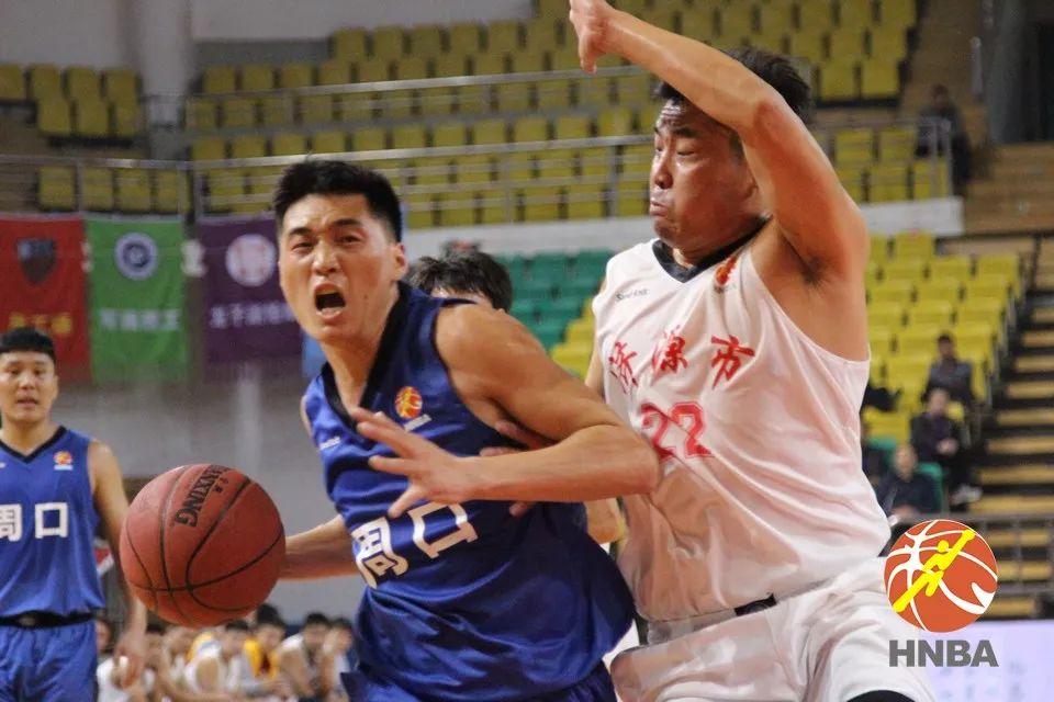 首轮积分榜|赊店老酒•2019河南省男子篮球联赛!