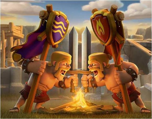 玩家自制部落冲突联赛数据表满12本玩家数量不到2%?