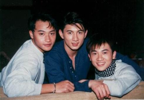 <b>李沁何润东当46岁苏有朋撞上49岁吴奇隆,网友:</b>