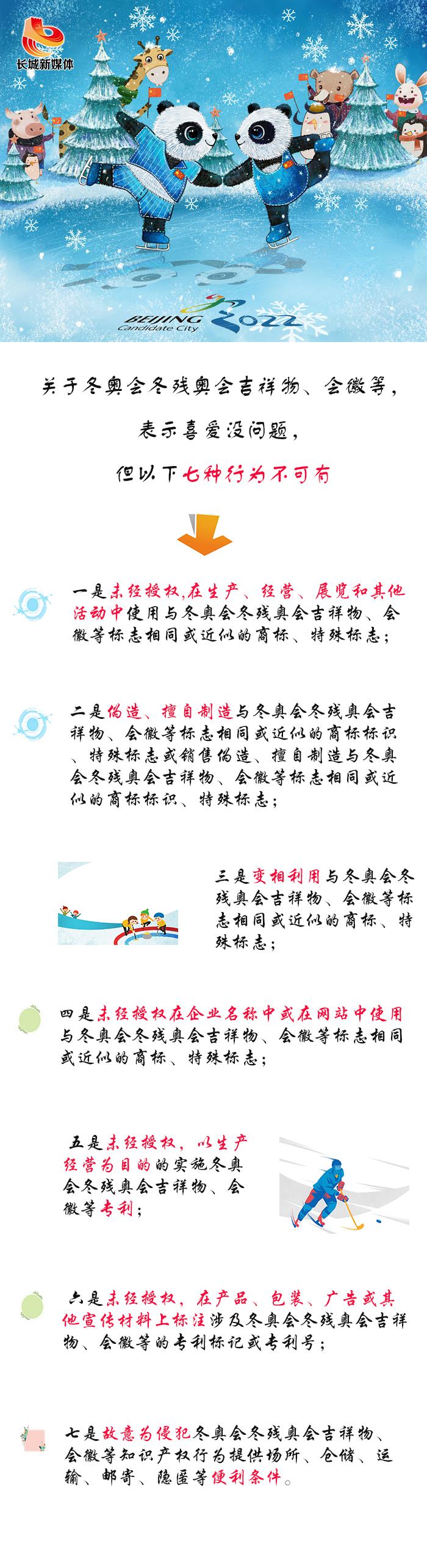 重点打击七种行为!河北省市场监管局部署加强2022年冬奥会冬残奥会吉祥物、会徽等知识产权保护工作