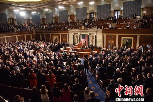 美媒:2020年有望重掌美参议院?民主党迎来好机遇