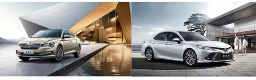20万元B级车:大众斯柯达新速派or丰田凯美瑞?