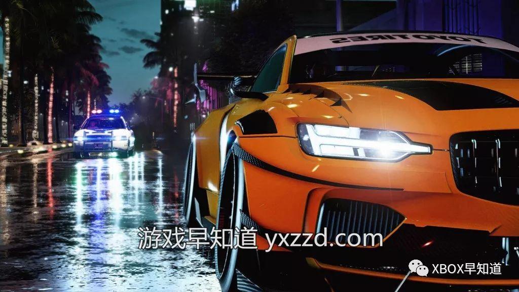 XboxOne《极品飞车:热度》游戏容量公布_声望