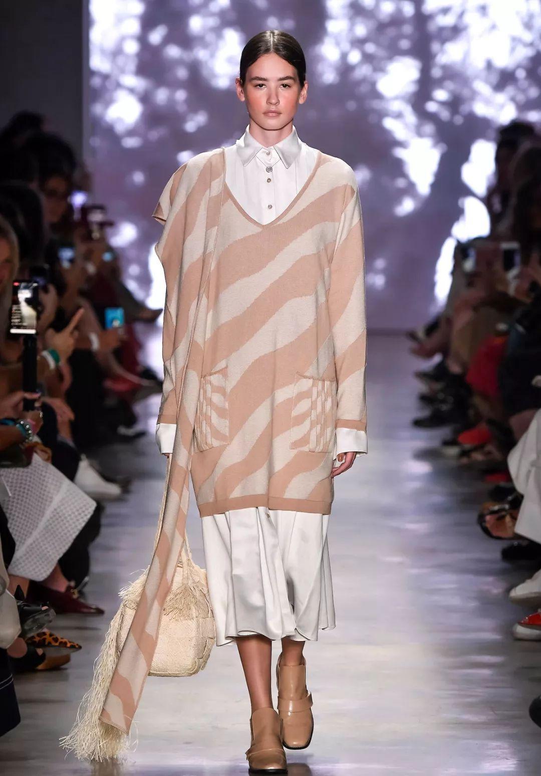 2020春夏女士针织服装流行趋势