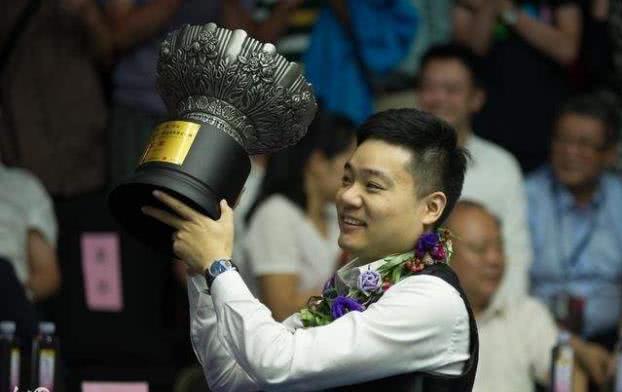 丁俊晖剑指第14冠,4大世锦赛冠军同区,夺冠中冠资格难度太大