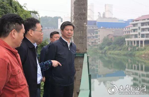 李荐国专题调研水污染防治工作:齐心协力让城乡居民持续喝上干净水