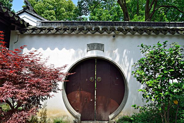 苏州园林仿古砖雕的装饰搭配参考图片
